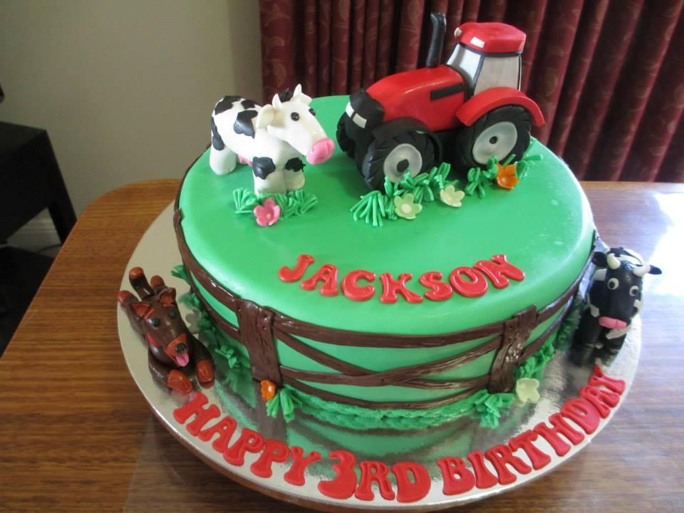 Frozen Birthday Cakes Geelong